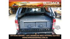 TOYOTA HILUX DUAL CAB SR5 03/2005 - 09/2015, OUTBACK 4WD INTERIORS DRAWER SYSTEM