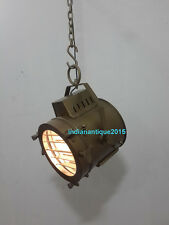 Vintage Industrial Nautical Pendant Lamp Hanging Ceiling Light Outdoor lamp