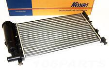 PEUGEOT 106 ALLUMINIO NUCLEO RADIATORE S2 RALLYE GTI 16V S16 VTS Nissens 63736