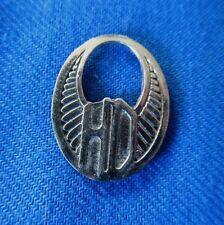 NEW Licensed Harley Davidson Pin-  Wings, HD- Made in USA Hat, Vest Jacket Pin