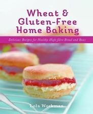 Wheat and Gluten-Free Home Baking, Workman, Lola, New Books