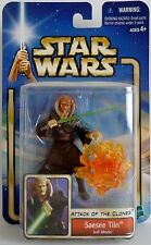 SAESEE TIIN Star Wars Episode II Attack of the Clones Movie Figure 2001