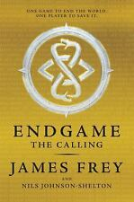 Endgame: The Calling 1 by James Frey and Nils Johnson-Shelton (2015, Paperback)