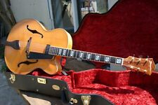Buscarino Custom Artisan Archtop Guitar, One-of-a-Kind WOW!!! L5, Johnny Smith