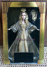 "Cleopatra Barbie Doll Elizabeth Taylor Queen of Egypt "" SW"