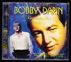 BOBBY DARIN - GREATEST HITS (2002) - 12 TRACKS - NEW AND SEALED CD