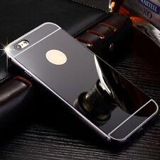 Luxury Aluminium Mirror Case i Phone Cover for iPhone Apple 6+ 6s 5c 5 SE
