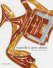Manolo's New Shoes by Manolo Blahnik (2010, Paperback) NEW WRAPPED