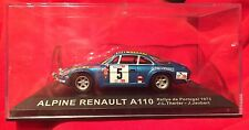Mint condition Alpine Renault A110 1:43 Scale diecast model Rally Car #47
