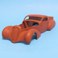 NB306 Jimmy Flintstone 1/25 scale resin 1940 Cord Custom truck