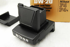 """""""MINT in BOX"""" Nikon DW-20 Waist Level Finder for F4 F4S From Japan #0329"""