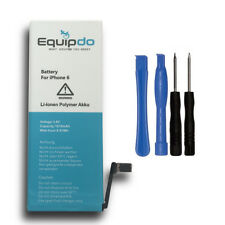 iPhone 6 Akku Batterie Ersatzakku Battery 1810mAh APN Werkzeug Original Equipdo®