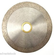"4"" Standard Wet Cutting Continuous Rim Tile Diamond Saw Blade"