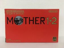 Nintendo Game boy Advance MOTHER 1+2 JAPAN Gameboy z1651