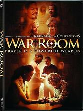 War Room (DVD 2015) New movie. SHIP NOW