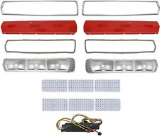 1967 Ford Mustang Shelby Eleanor Sequential LED Taillight Kit