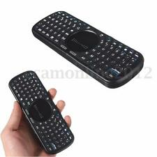 2.4 Ghz Mini Inalámbrico Teclado Mano Ratón Touchpad Para PC Android PC XBMC TV