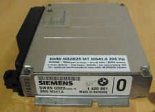 BMW Euro E36 323i ECU remap 205HP without EWS and 7000rpm (M52B25 MS41 ECU)