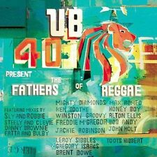 UB40 Present The Fathers Of Reggae 2002 by UB40 Ex-library