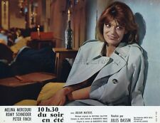 MELINA MERCOURI 10:30 P.M. SUMMER 1966  VINTAGE PHOTO #6