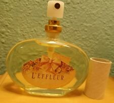 L'EFFLEUR by coty 100% legit rare big bottle 1.75 new un used free shipping