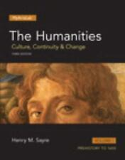 The Humanities: Culture, Continuity, & Change - Volume 1 - MyArtsLab Pearson
