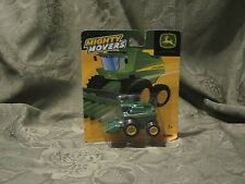 Tomy John Deere Farm Mighty Movers Tractor Barn combine harvester corn