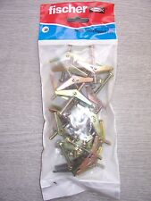 Spring Cavity Toggle Fixing. M5 x 50. Pack of 20. Part No: 42872. Fischer
