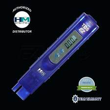 HM Digital TDS-EZ PPM Meter/Tester, Water Quality Purity Test Hydroponics