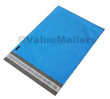 500 10x13 BLUE Poly Mailers Shipping Envelopes Couture Boutique Quality Bags