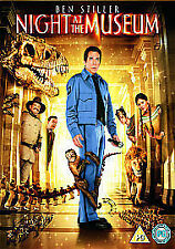 Night At The Museum (DVD, 2007)