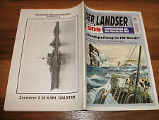 LANDSER Präsentiert:  SOS  131 // Horchpeilung in 101 Grad ! /   brit. U-Boote