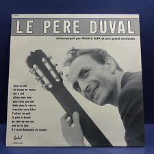 LE PERE DUVAL ( avec MARIO BUA ) Dans le ciel ... FLDX 595