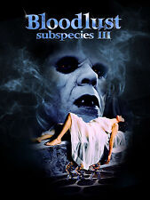 Bloodlust: Subspecies III Blu-ray, Full Moon Features and Charles Band