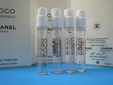 4   x Spray COCO  MADEMOISELLE   Eau de Parfum sample   By CHANEL