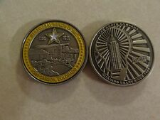 CHALLENGE COIN KORTE COMPANY BEHAVIORAL HEALTH CLINIC FORT CARSON COLORADO