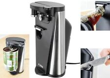 3 in 1 Electric Can Opener With Knife Sharpener & Bottle Opener Judge