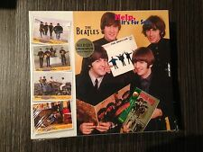 THE BEATLES  5 CD +  DVD HELP  IT'S FOR SALE  GOLD CD LIMITED EDITION