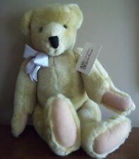 "21 "" big CORNELIUS blond gold VANDERBEAR vander TEDDY BEAR w/ tag GIFT easter"