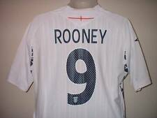 England ROONEY Football Soccer Shirt Jersey Uniform Man Utd Umbro XL 2007-09