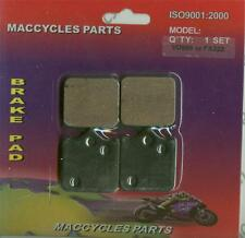 Benelli Disc Brake Pads TnT899 Century Racer 2011-2014 Front (1 set)