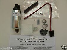 Genuine Walbro GSS341 + 400-766 KIT 255 LPH HP Fuel Pump 1989-1994 240SX S13