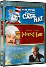 Cat in the Hat / Mouse Hunt / Lemony Snicket's - Series of Unfortunate Events (…