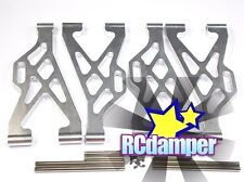ALUMINUM FRONT & REAR LOWER ARM S TEAM LOSI 1/8 LST 1 AFTERSHOCK RAMINATOR AFT