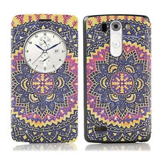 Window Wallet Leather Flip Case Cover Stand For LG G3 VIGOR MINI BEAT Pop