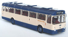 35207 EFE Six Bay 36 Foot BET Single Deck Bus Stratford Blue 1:76 Diecast New UK