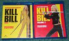 KILL BILL Vol. 1 & 2 - Used Blu-ray [LIKE NEW, Canadian Import] Region A