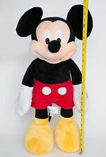 Disney Mickey Mouse Plush Doll NEW WITH TAGS HUGE BIG JUMBO 27""
