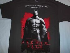 DC Comics Licensed Arkham City Batman T-Shirt