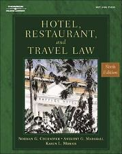 Hotel, Restaurant & Travel Law, Marshall, Anthony, Cournoyer, Norman, Morris, Ka
